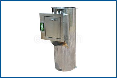 Garbage Chute and Linen chute manufacturer and supplier in india